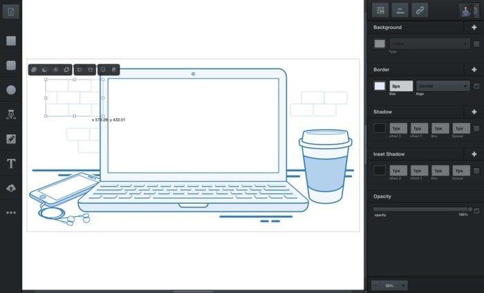 vectr editor vector graphics software