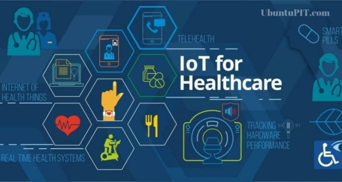 Applications of IoT in Healthcare
