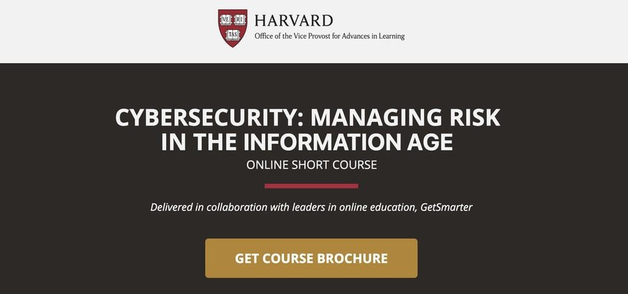 Cybersecurity: Managing Risk in the Information Age