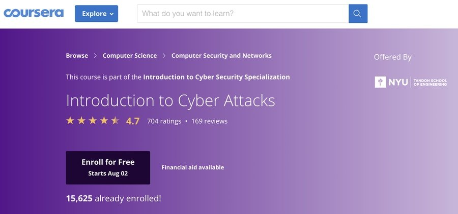 Introduction to Cyber Attack