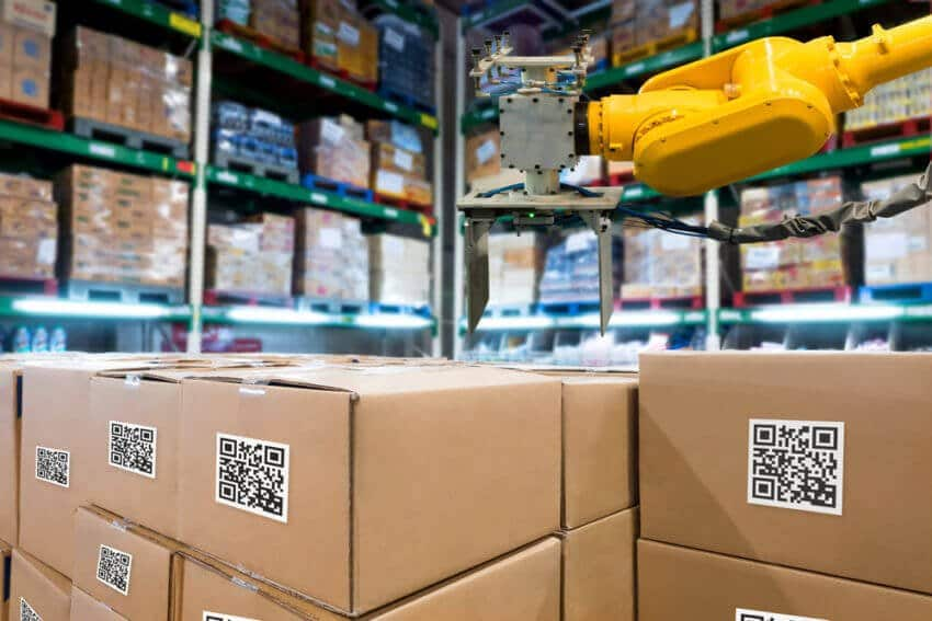 IoT-in-packaging-industry