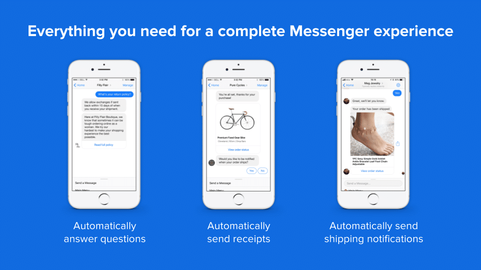 Octane AI - Messenger Marketing Platform