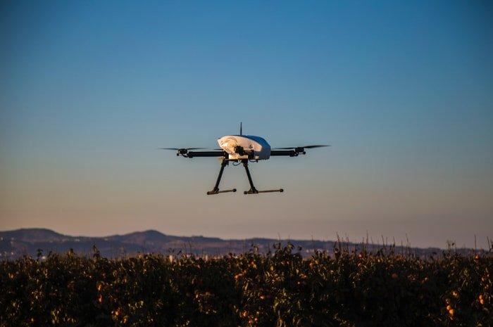 ardupilot-drone software