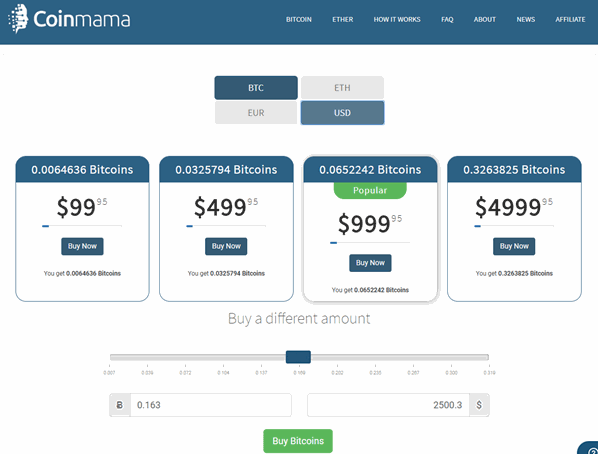 coinmama Best Place to Buy Bitcoin