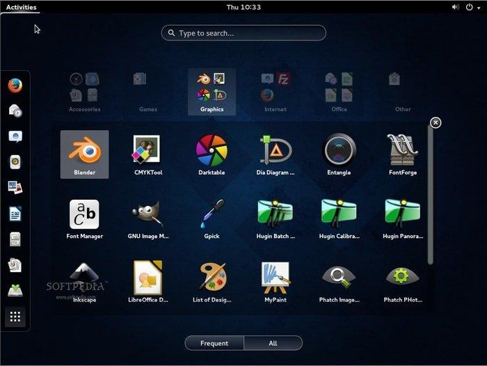 fedora_design_suite Fedora Linux