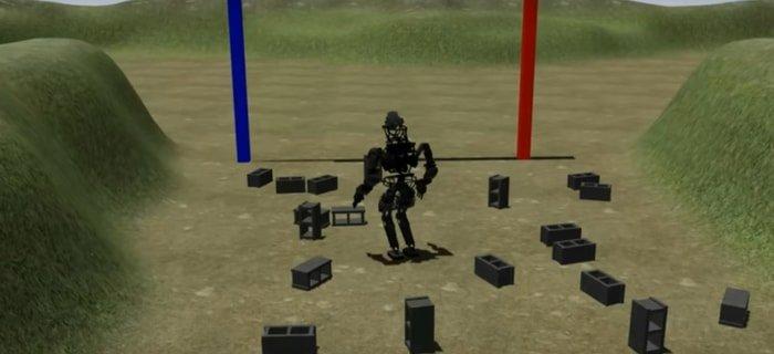 gazebo- robot software