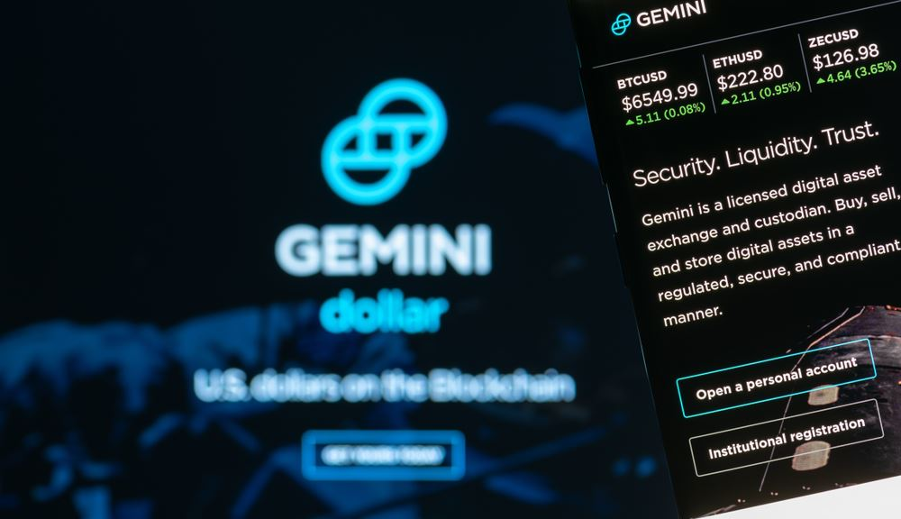 gemini cryptocurrency exchange platforms