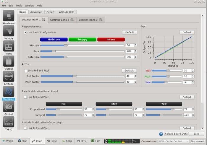 librepilot-robot software