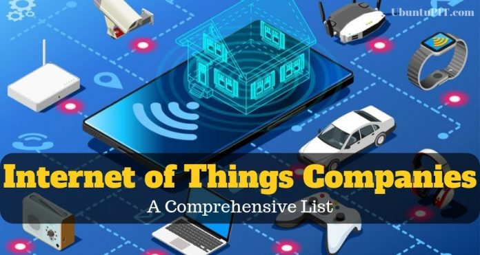 Best Internet of Things Companies