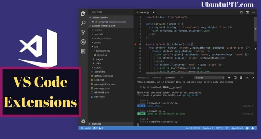 Top 20 Best Visual Studio Code Extensions For Programmers