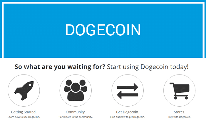 Dogecoin best cryptocurrency
