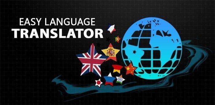 Easy-Language-Translator