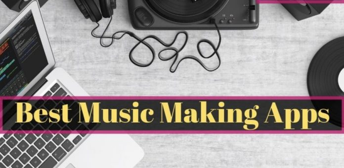Music Making Apps for Android