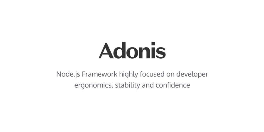 Introduction To AdonisJs