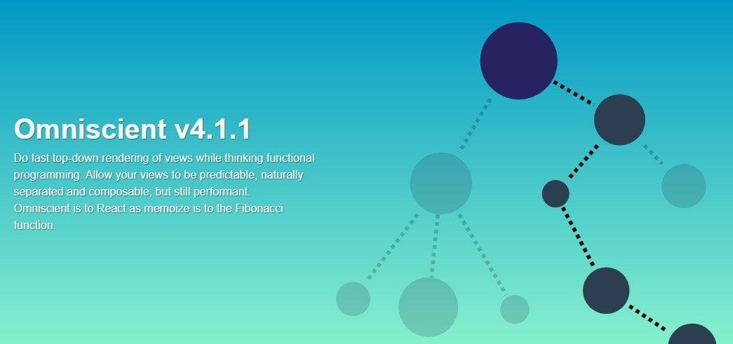 Omniscient v 4.1.1 Introduction - JavaScript Libraries