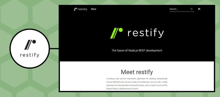 Introduction to Restify