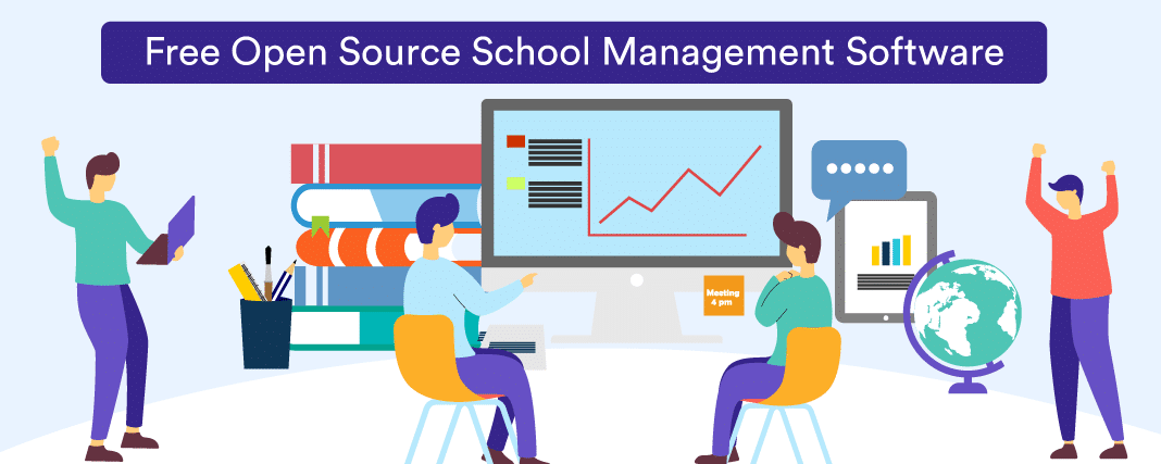 Top 20 Best Open Source School Management System in 2020