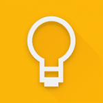 Google Keep, productivity apps for Android