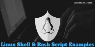 Linux Shell Script Examples
