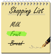 Shopping List, grocery list apps for Android