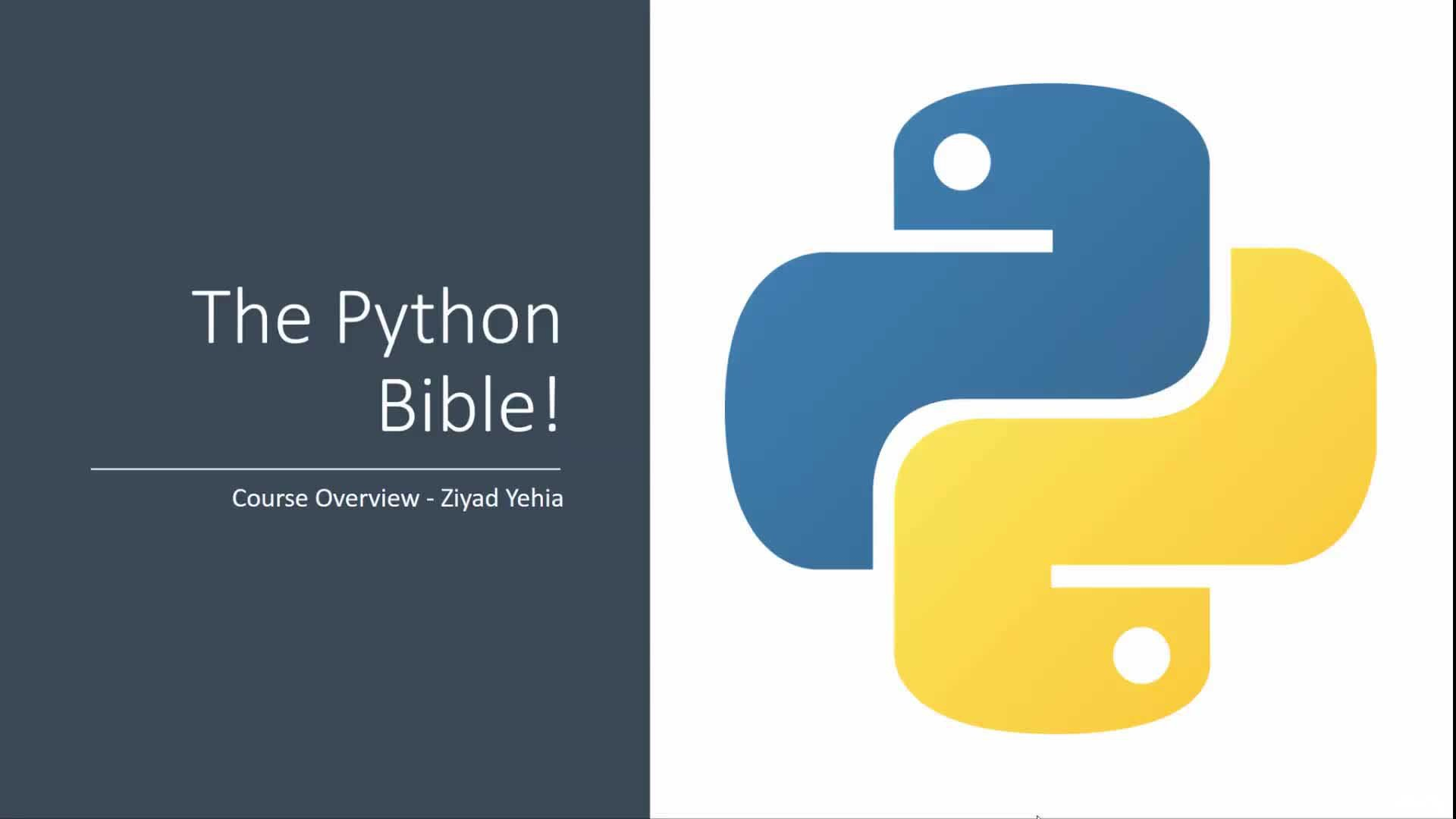 The 30 Best Python Courses and Certifications in 2020