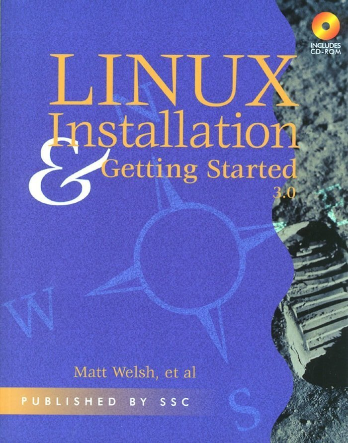 first book on linux