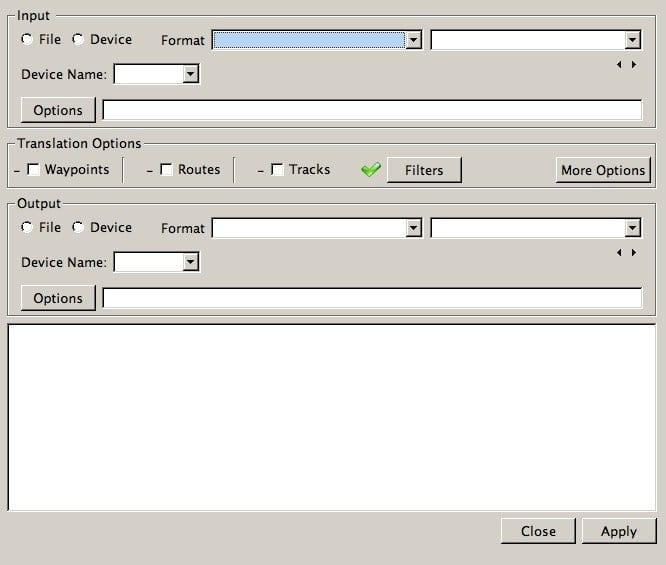 gps bab Linux GPS tools