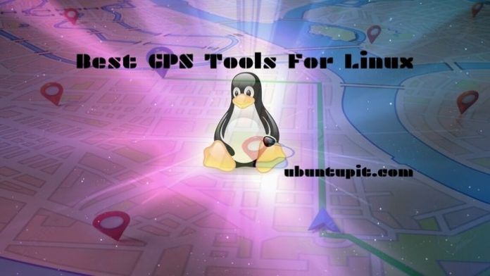 gps tools for linux
