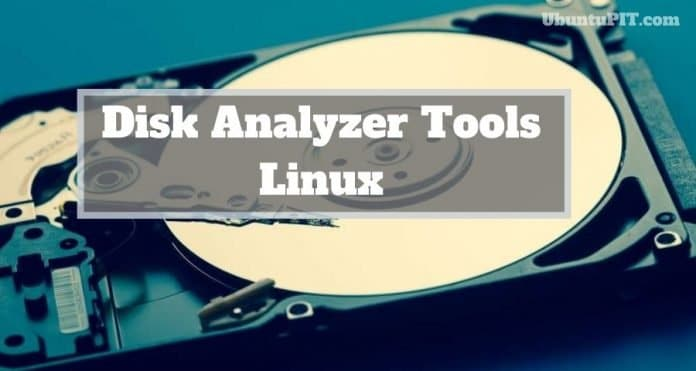 Disk Analyzer Tools for Linux