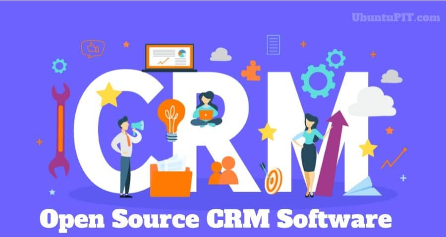 Free and Open Source CRM for Small Enterprises