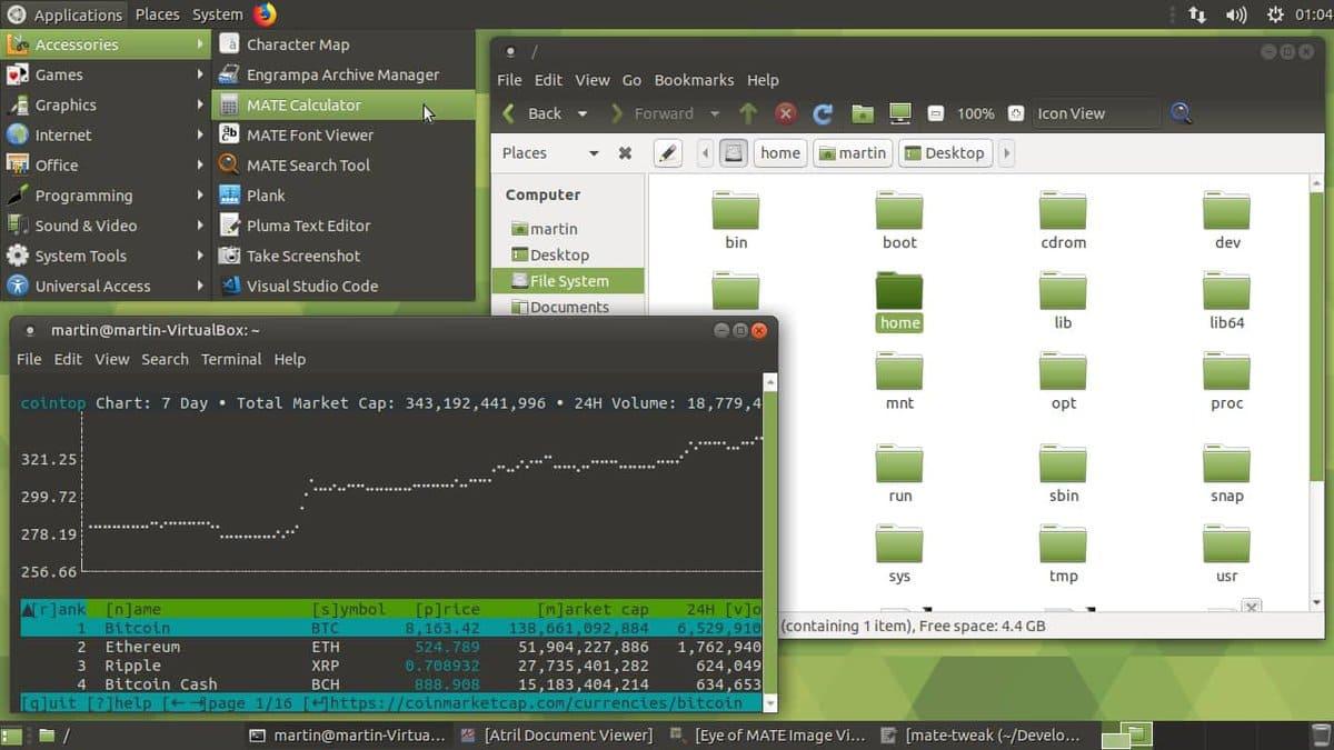 Raspberry Pi Linux Ubuntu Mate