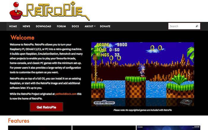 retropie-emulation-4.3-retropie-website