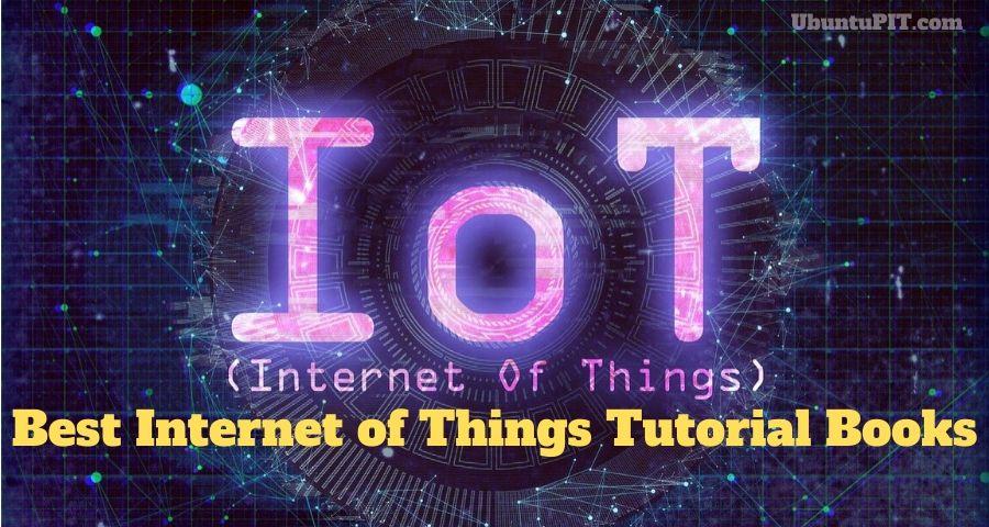 Best Internet of Things PDF Tutorial Books