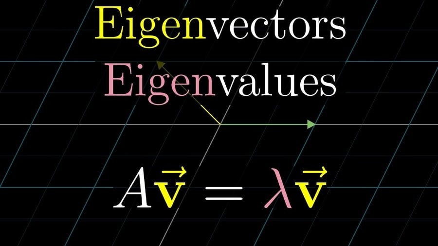 eigenvalue and eigenvector