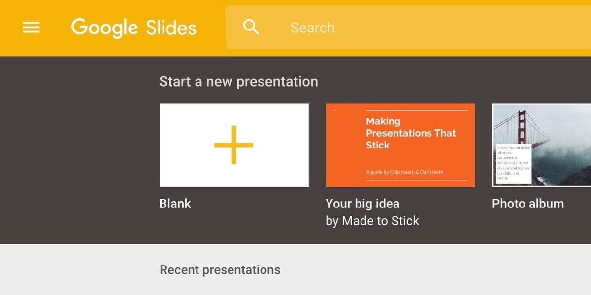 6. Google Slides - Linux