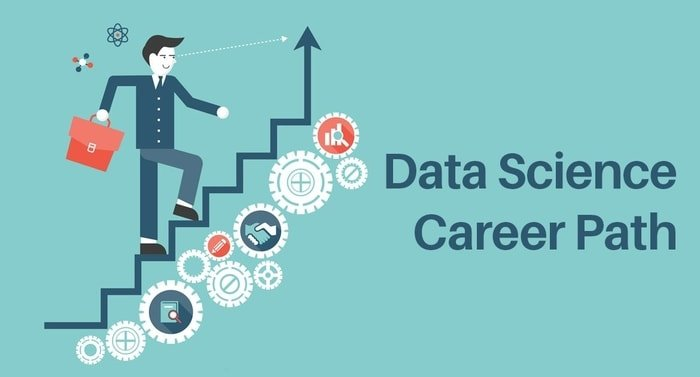career path of data scientist