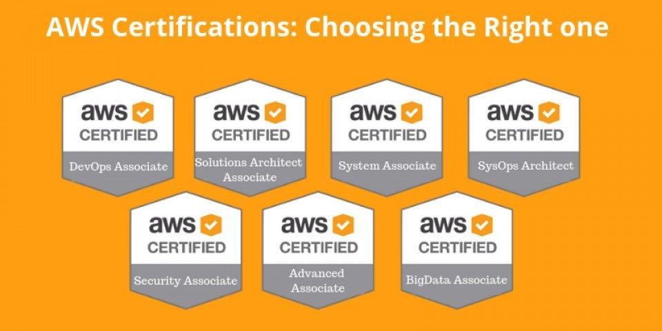 amazon aws certification