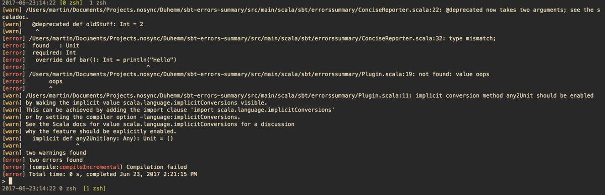scala native compiler