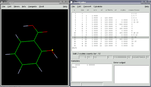 3. GAMESS UK - Chemistry Tools for Linux