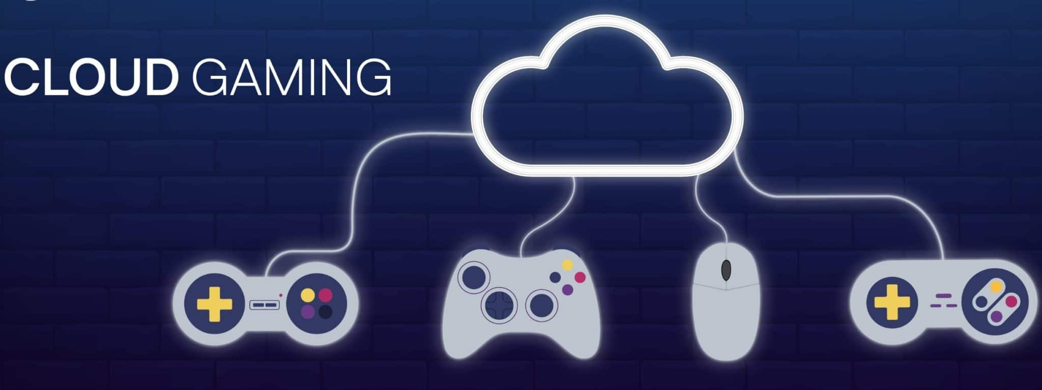 Cloud Gaming Platform