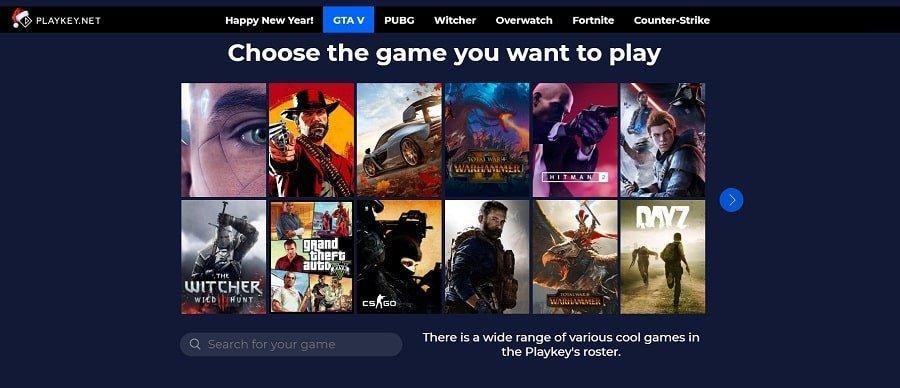 Playkey.net