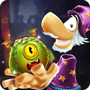 Rayman Adventures, Adventure games for Android