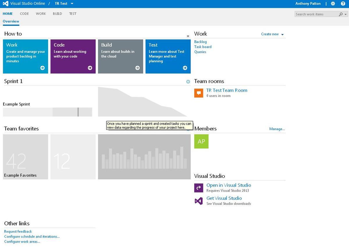 Visual Studio Online Cloud IDE