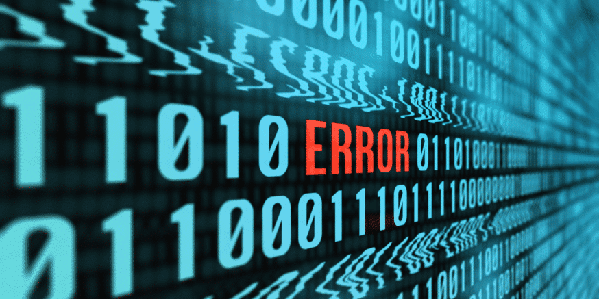 Errors in programming - programming interview questions