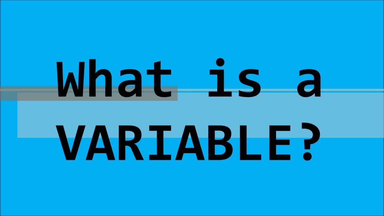 Variables in Programming Interview Questions