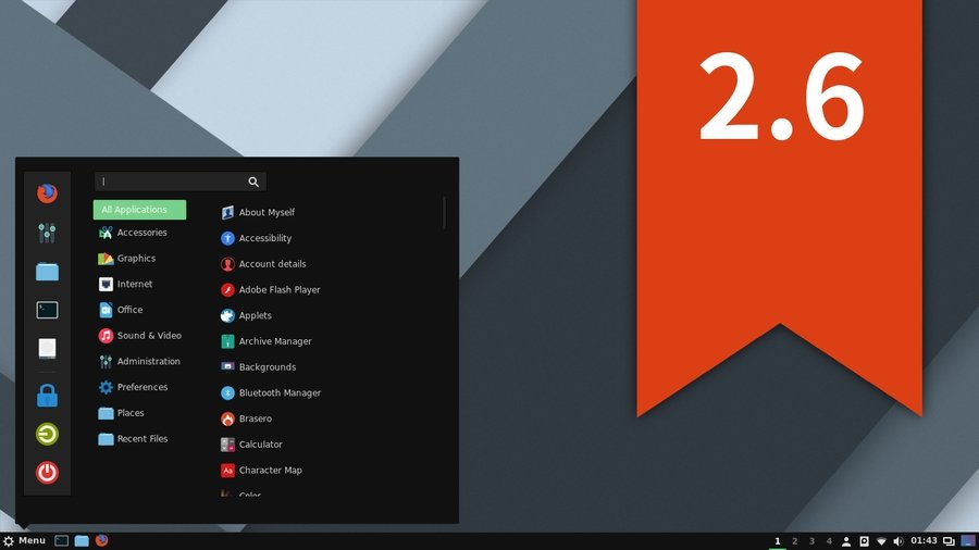 Arquetype - Linux Mint Themes