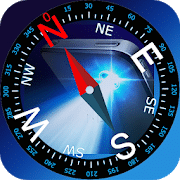 Compass Flashlight Galaxy, Compass apps for Android