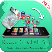 Recover Deleted All Files, Video Photos and Contact