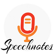 Speechnotes, speech to text app for Android
