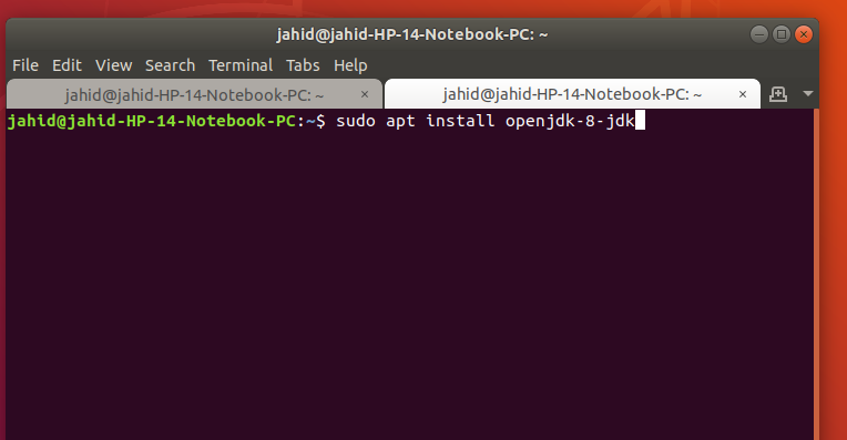 install-open-idk-8 for pentaho data integration
